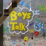 Boys Talk performance