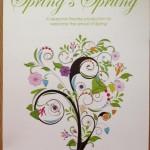 Spring's Sprung performances