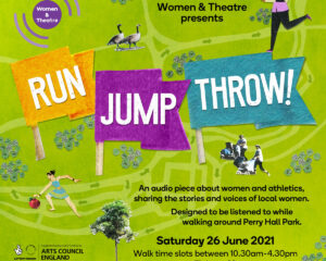 Run, Jump, Throw!